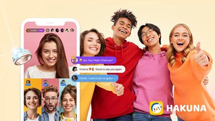 '하쿠나 라이브' 구글 엔터테인먼트 앱 수익 1위 기록